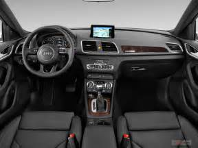 2015 audi q3 interior u s news world report