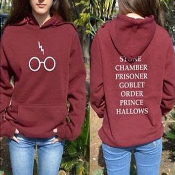Sweater Jaket Harrypotter best hogwarts sweater products on wanelo