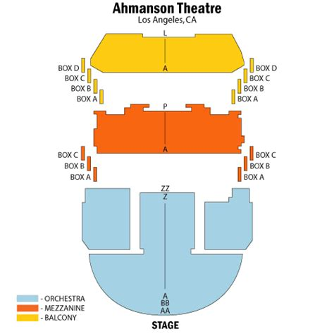 ahmanson theatre seating chart los angeles poppins november 24 tickets los angeles ahmanson