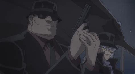 Spesial Detektif Conan Vs Of The Black Organization 02 organisasi hitam merajalela di baru detective conan