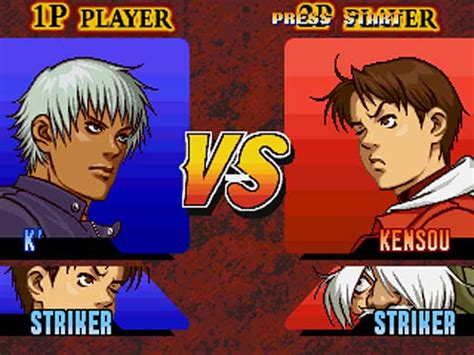 emuparadise king of fighters 98 king of fighters 99 u iso