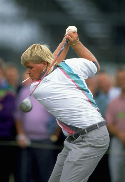 john daly swing top 10 weirdest golf swings golfpunkhq