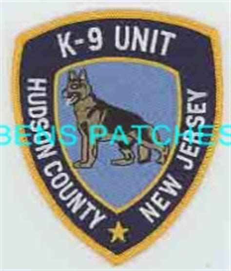 Hudson County New Jersey Records Ben S Patch Collection