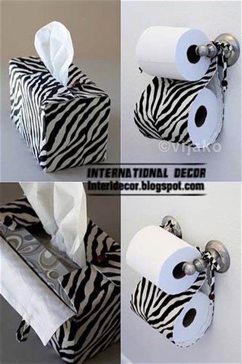 animal print bathroom ideas interior design 2014 the best zebra print decor ideas for