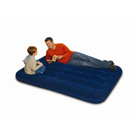 northwest territory flocked full size air bed