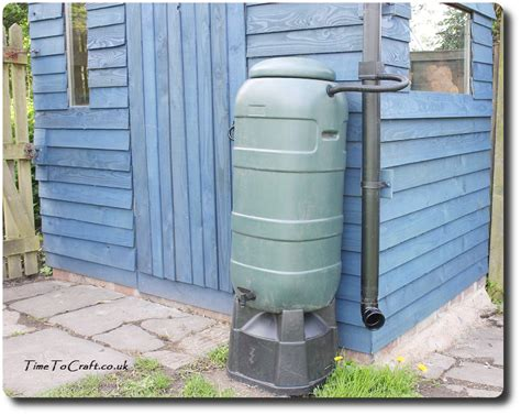 Shed Water by Diy On A Budget