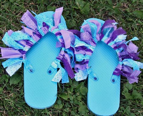 ideas for flip flop craft projects sleepover activity 3 flip flop decorating ideas
