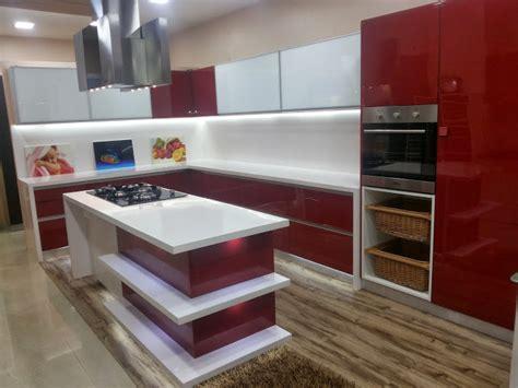 land kitchen styles shirkes kitchen introduces new staright kitchen design in pune