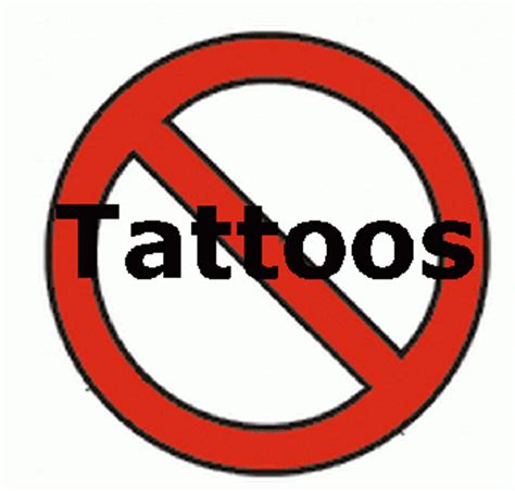 tattoo against islam religion ft collins bars discriminating against face hand tattoos