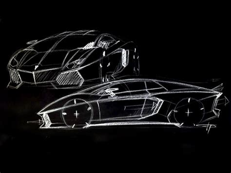 lamborghini aventador sketch lamborghini aventador the design car body design