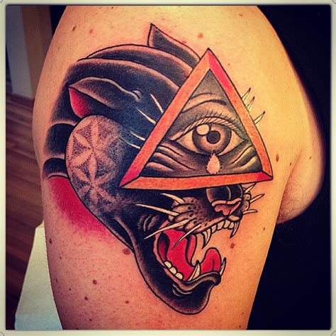 tribal panther tattoo meaning tribal panther meaning