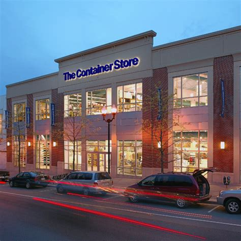 the container store arlington va company profile