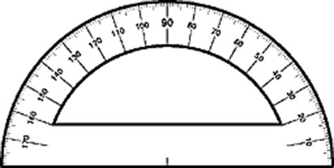 printable protractor actual size protractor actual size clipart panda free clipart images