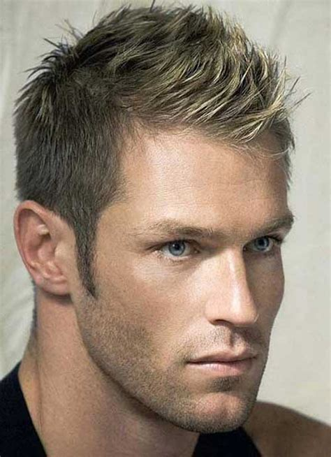 hairstyles for men with short hair and a double chin 15 short hairstyle for men mens hairstyles 2018