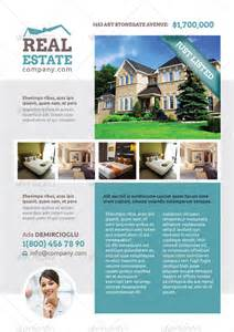 Free Real Estate Templates Flyers by Real Estate Flyer Template 52 Free Psd Ai Vector Eps
