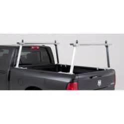 shop tracrac aluminum truck rack at lowes