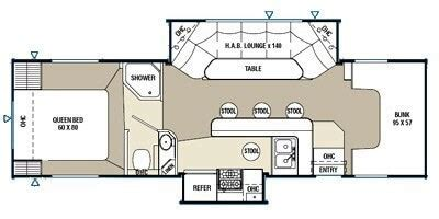 Rv Floor Plans Class A by Pa Class C Rv Rentals Motorhomes