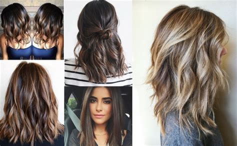 2017 shoulder length hairstyles