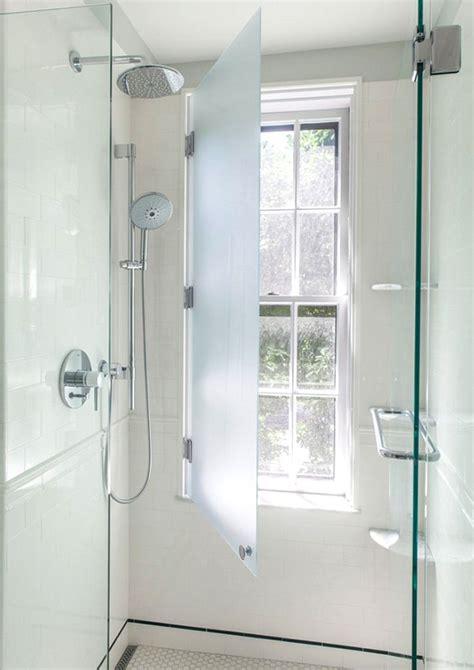 Sichtschutz Vor Fenster by Elegante Auswahl Dusche Vor Fenster Im Badezimmer Einbauen