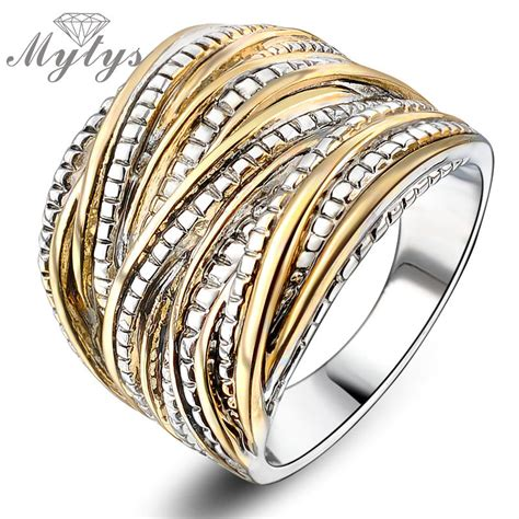 mytys 2016 fashion rings for rock rings gold