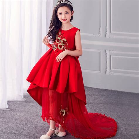 Flower Dresses 10 Year by Flower Princess Dress 6 8 10 12 13 Years