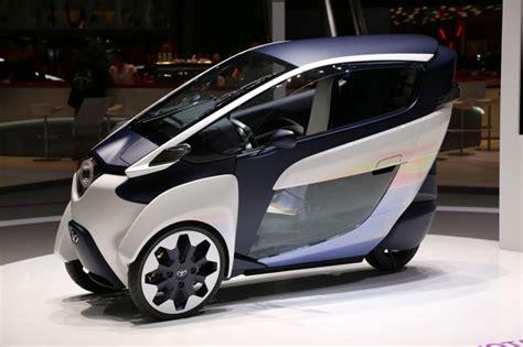 Toyota Electric Toyota Setsuna Electric Car Concept Wood 28 Mph Speed