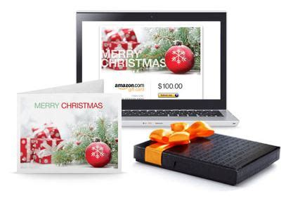 Do Amazon Gift Cards Have Fees - amazon com gift cards for christmas