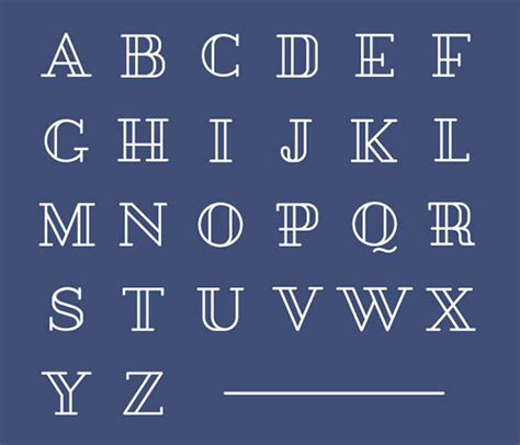 typography experiments 10 gorgeous free fonts for your 2015 graphic design projects