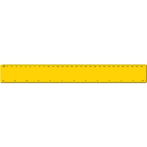 printable yellow ruler printable r value ruler printable pages