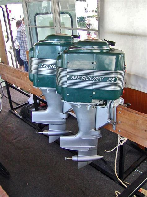 old outboard boat motors the interational meet of the antique outboard motor club