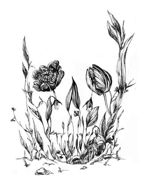 Skull Garden by Skull Garden Print By Thebowerstudio On Etsy