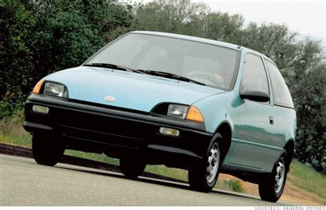 how does a cars engine work 1996 geo metro transmission control 10 most fuel efficient cars since 1984 1990 94 geo metro xfi 4 cnnmoney com