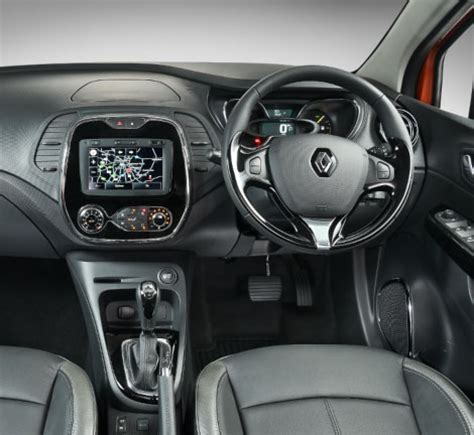 renault captur white interior renault captur price review engine specs dimensions