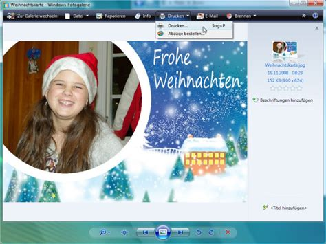 wie erstelle ich eine fotocollage am pc 2550 ratgeber weihnachtskarten selbst erstellen audio