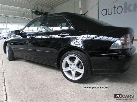 2004 Lexus Is 300 Specs by 2004 Lexus Is 300 Car Photo And Specs