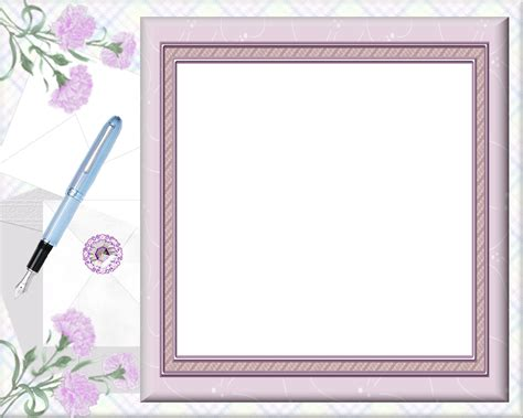 blank greeting card template word on the