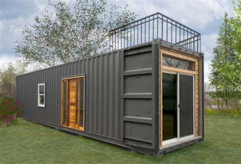 tiny container freedom shipping container tiny house