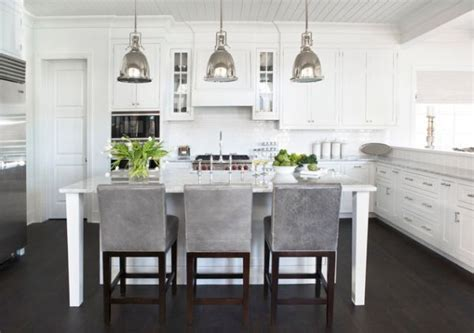 white island kitchen 10 industrial kitchen island lighting ideas for an eye