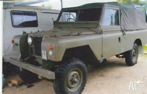 land rover 4x4 1972 for sale in warwick queensland