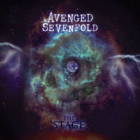 Avenged Sevenfold The Stage albums archive avenged sevenfold