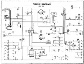 ford 5000 electrical diagram ford free engine image for user manual