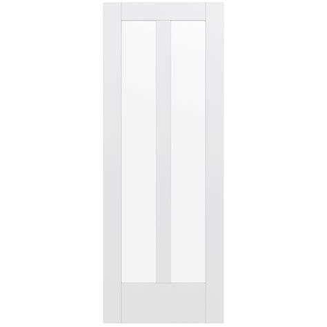 home depot solid core interior door jeld wen 32 in x 80 in moda primed pmc1024 solid core