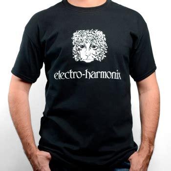 T Shirt Electro Harmonix official apparel electro harmonix shirts electro