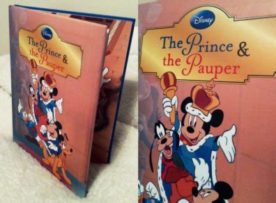 prince and the pauper book report mickey mouse the prince and the pauper disney classic
