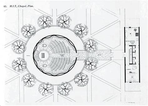mit floor plans awesome eero saarinen mit chapel google gallery of ad classics mit chapel eero saarinen 11