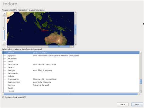 tutorial linux fedora tutorial instalasi fedora 16