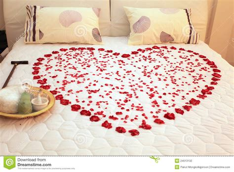 a bed for my heart heart on a bed stock photo image of white light stem