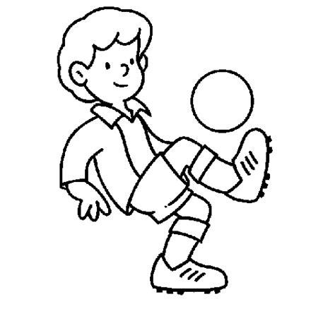 imagenes para pintar futbol dibujo de f 250 tbol para colorear dibujos net