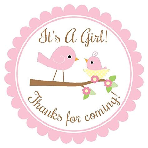 Bird Baby Shower by Baby Birds Baby Shower Labels And Baby Bird It S A
