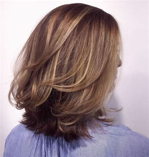 layered hairstyles with vertical roller sets 60 most beneficial haircuts for thick hair of any length